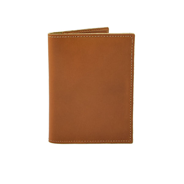 PASSPORT HOLDER | WHEAT