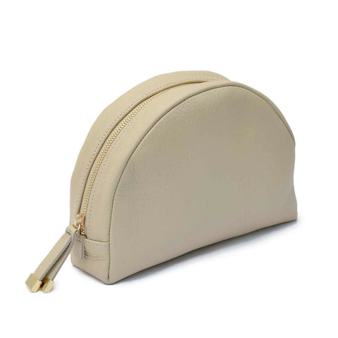 Cottage Makeup Bag | Ivory