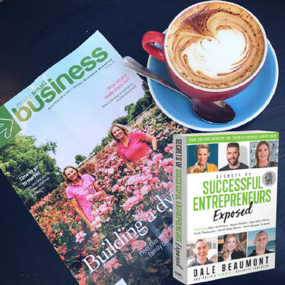 Entrepreneurship Book and Small Business Magazine