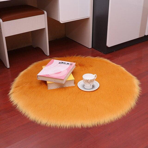 Tapis Rond <br> Doux