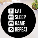 Tapis rond ear sleep game repeat