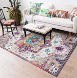 Tapis de salon Motif multi color