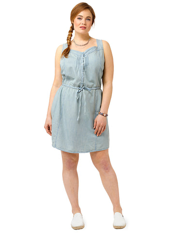 Pratt Chambray Dress