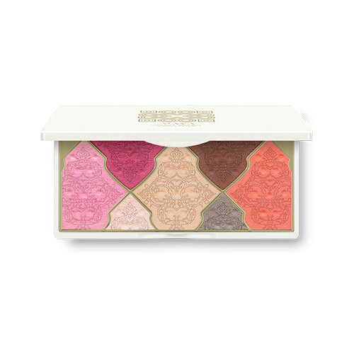 Total Allure-Luxury Mineral Eyeshadow Palette