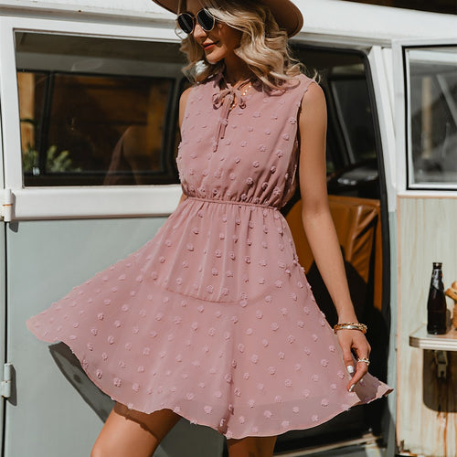 English Rose Mini Dress