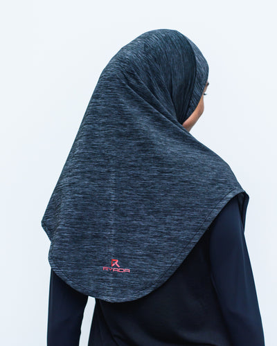 INTIMATE - Sports Hijab (Grey)