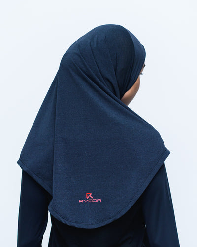INTIMATE - Sports Hijab (Black)