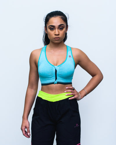 INTIMATE - Sports Bra (Baby Turquoise)