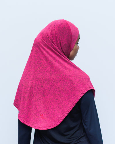 INTIMATE - Sports Hijab (Red)