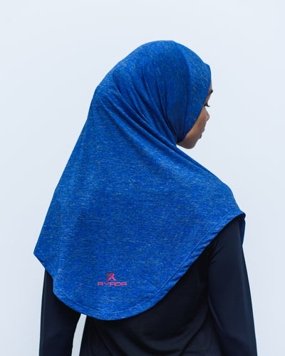 INTIMATE - Sports Hijab (Blue)