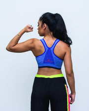 INTIMATE - Sports Bra (Electric Blue)
