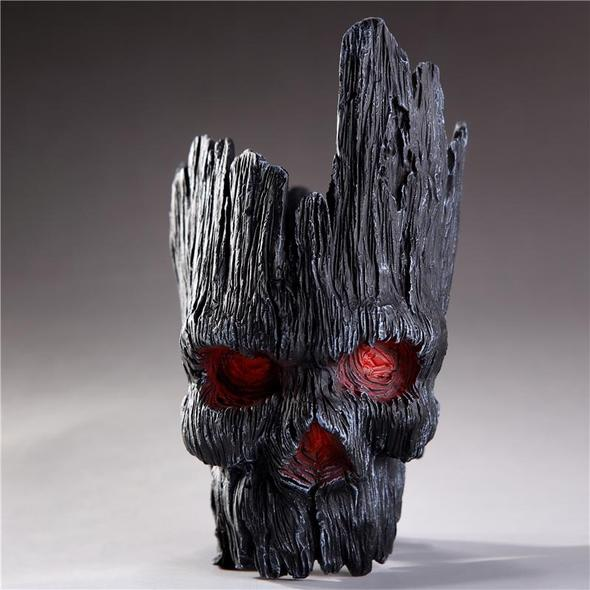 Groot Skull Flower Pot