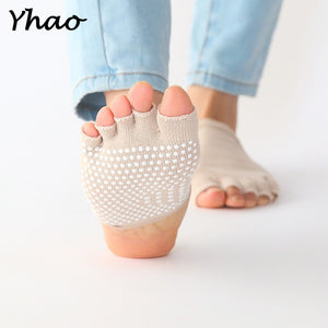 Yoga Half Palm Socks