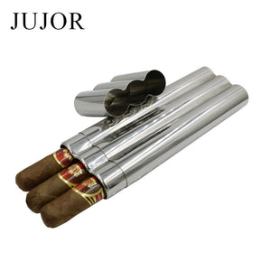 Cigar Tubes for Three Cigars