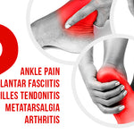 Why do my feet hurt? Common Causes of Foot and Ankle Pain.
