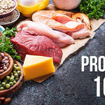 Protein 101: What is Protein? How much does a person need? Benefits, sources and more.