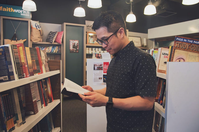 Let's Read! with Pastor Kevin Koh