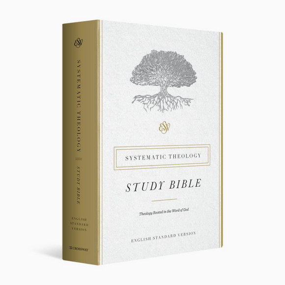 ESV-Systematic Theology Study Bible