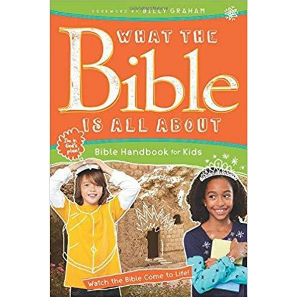 What The Bible Is All About-Kids