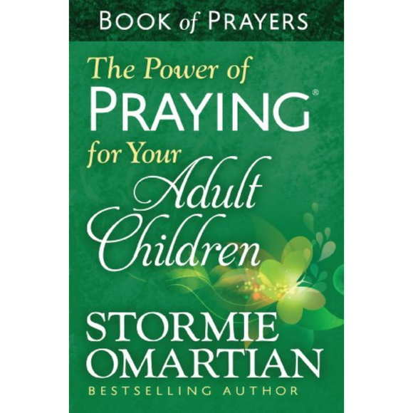 Power Of Praying For Adult Children-Book Of Prayers