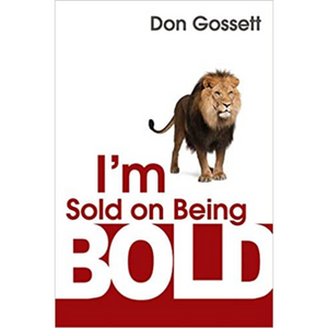 I'm Sold On Being Bold-Mass