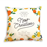 In Christ He Is A New Creation - Cushion Cover