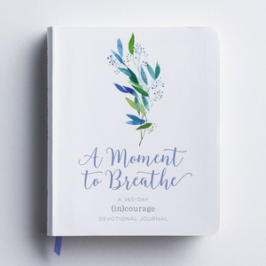 Moment To Breathe, A-Devotional Journal-#71922