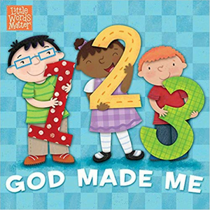 Little Words Matter-123 God Made Me