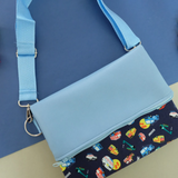 Blue Car Kids Pursebook