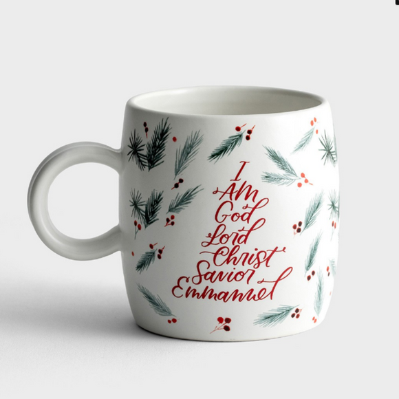 Ceramic Mug - Name Of Jesus (#J2356)