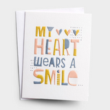 Thinking of You - My Heart Card #10998