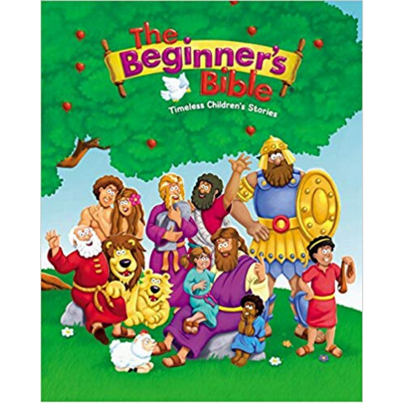 Beginners Bible-Timeless Childrens Stories-New Edition