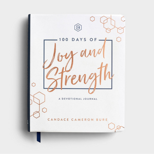 100 Days of Joy and Strength - A Devotional Journal (#J2097)