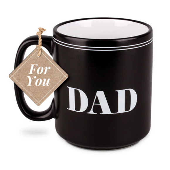 Ceramic Mug-Blessed Dad#18123