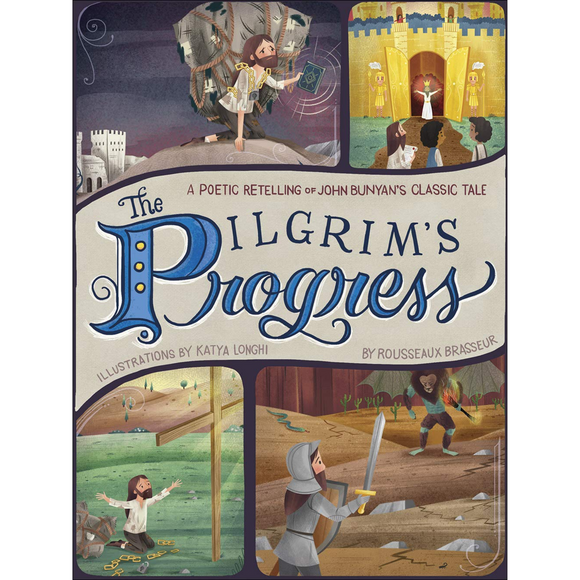 The Pilgrims Progress - Hardcover
