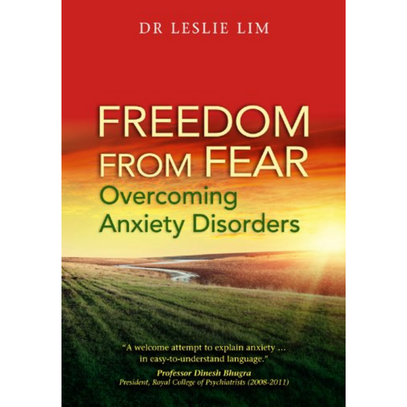 Freedom From Fear-Overcoming Anxiety Disorders