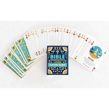 Bible Infographics for Kids Playing Cards