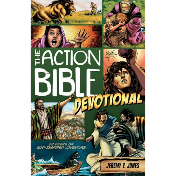 The Action Bible -Devotional