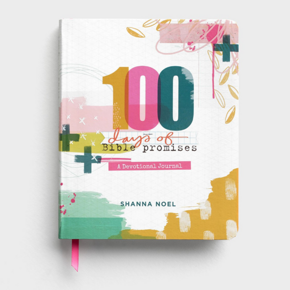 100 Days of Bible Promises - Devotional Journal (#71925)
