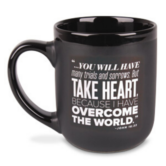 Encourage Men Mug