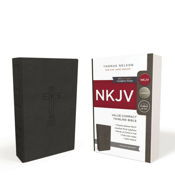 NKJV-Value Compact Thinline-Comfort Print