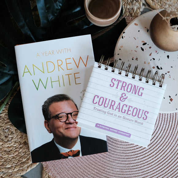 A Year with Andrew White - Blessing Pack