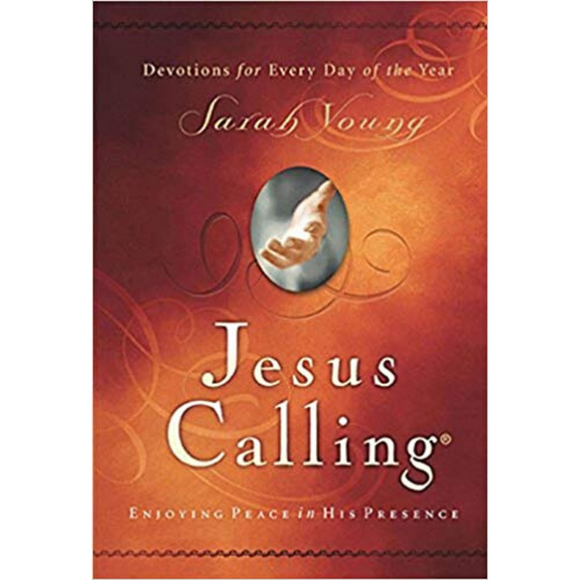 Jesus Calling-Devotions For Every Day Of The Year