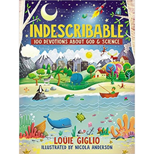 Indescribable - 100 Devotions-God & Science