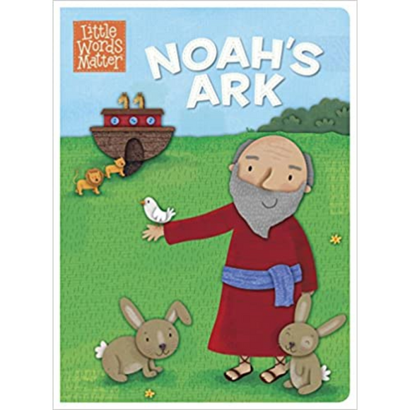 Little Words Matter-Noahs Ark-Board Book