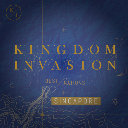 Kingdom Invasion: DESTI/NATIONS (AUDIO MP3)