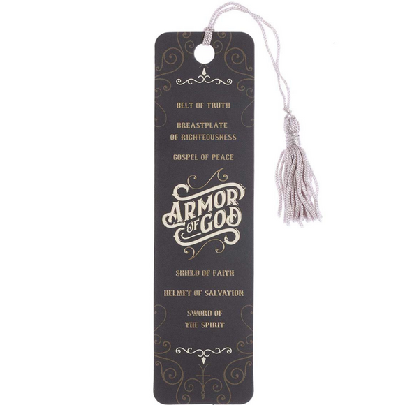 Armor of God - Bookmark with Tassel (TBM117)