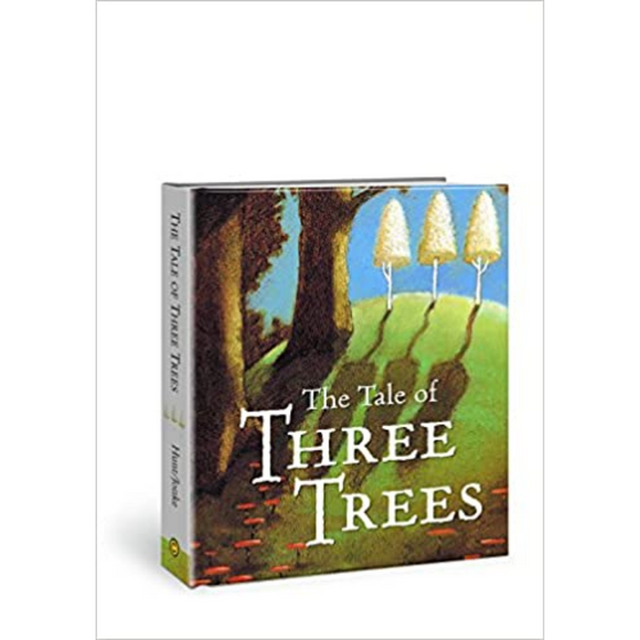 The Tale Of Three Trees (Board Book)