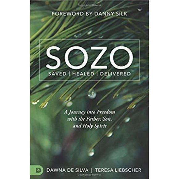 SOZO-Saved Healed Delivered