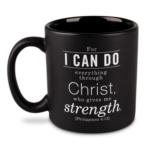 Simple Faith Series II Mug